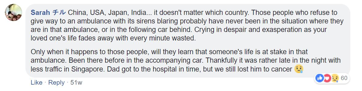 How Countries React To Ambulance Sirens comment 2