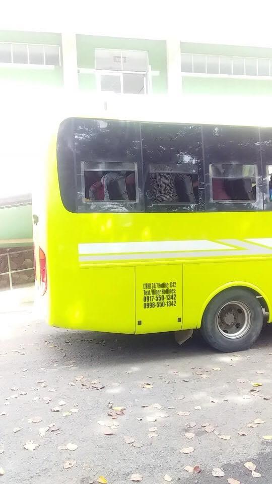mom gave birth inside a bus 2