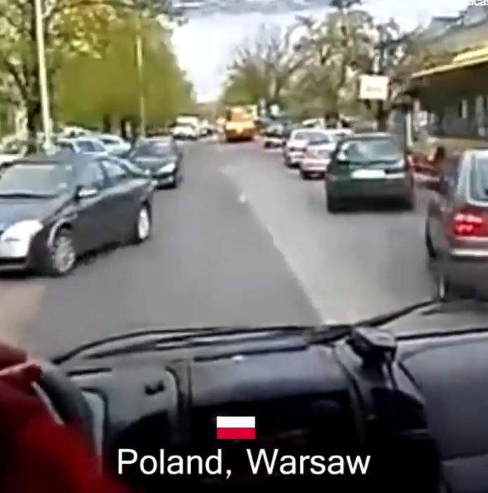 How Countries React To Ambulance Sirens Poland