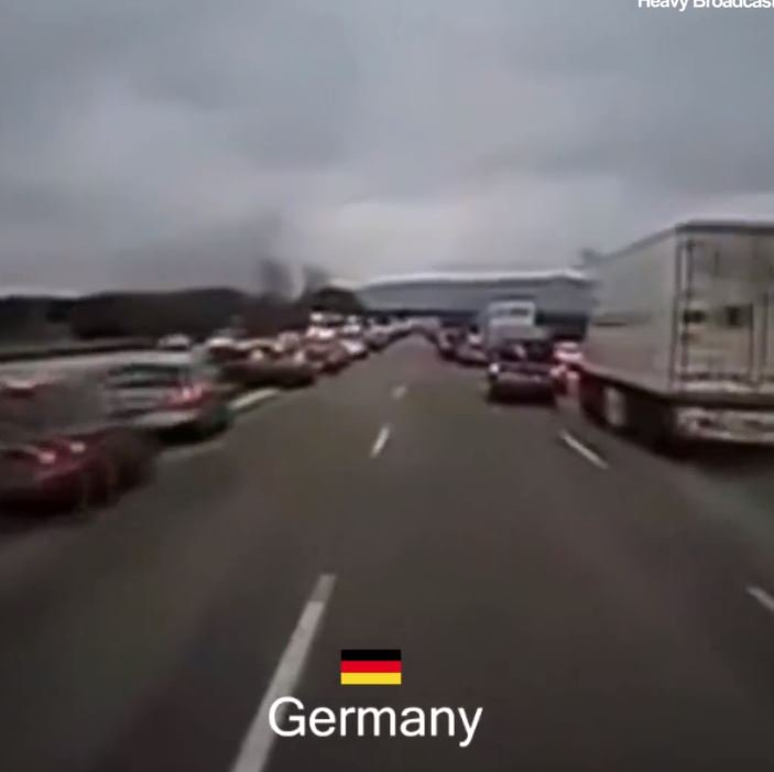 How Countries React To Ambulance Sirens Germany