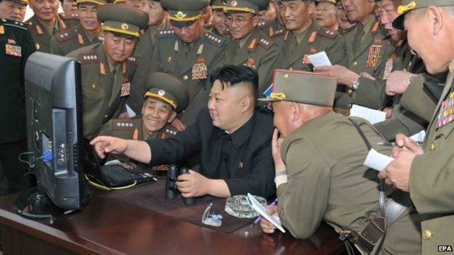 north korea internet connectivity