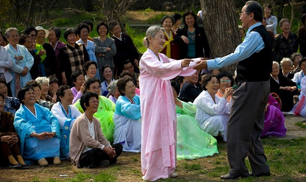 life span korea
