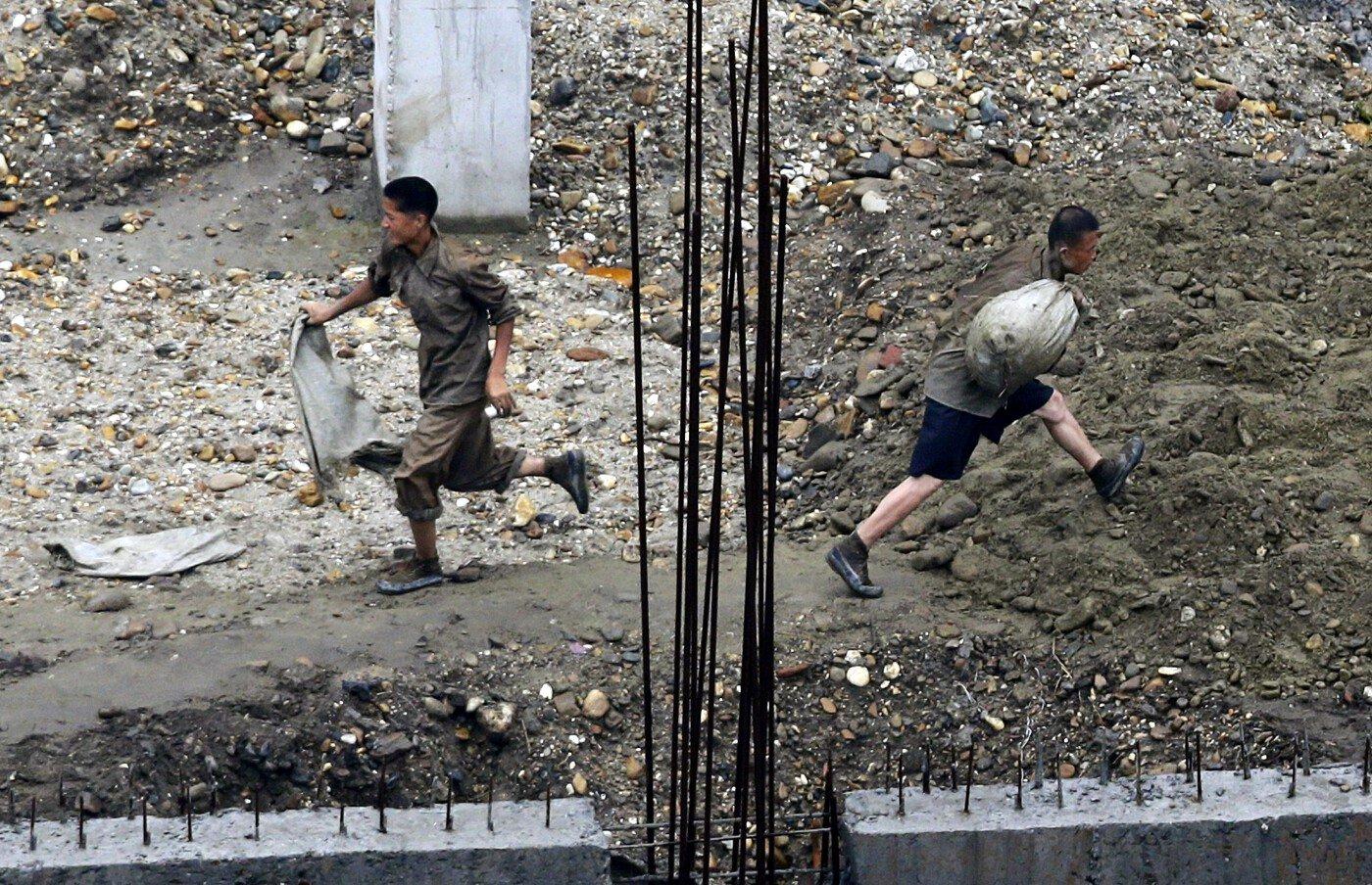 poverty korea