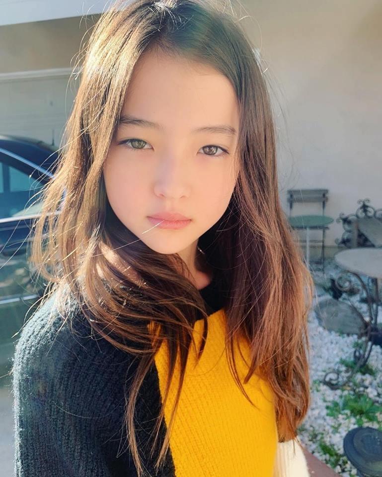 Ella Gross The Most Gorgeous Korean American Model [Goddess