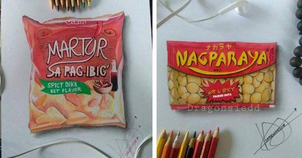 pinoy artist viral