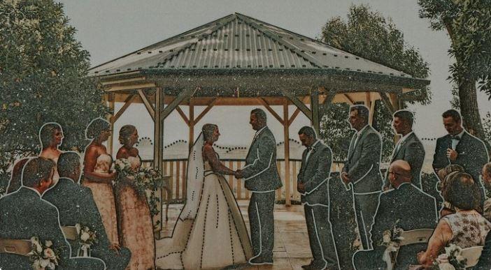 blind bride