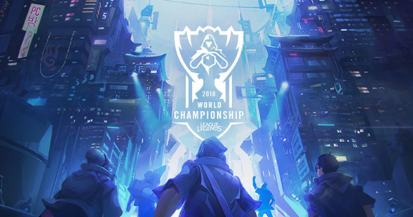 League of Legends 2018 World Championship