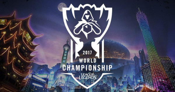 League of Legends 2017 world championship