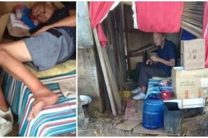 Foreigner Who Lives in Shack