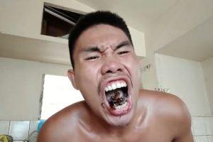 Gross Cockroach 'Mukbang' Video Goes Viral