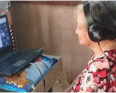 Grandma online class