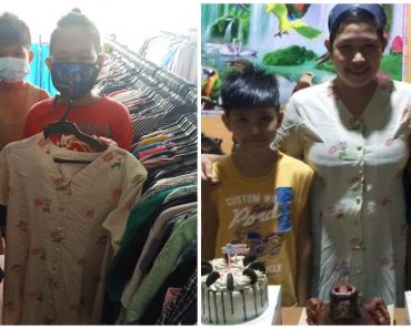 Kids Melt Hearts after Buying Surprise Gift for Mom at Ukay Ukay Shop