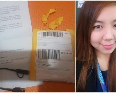 Woman Receives Letter and USB Cord Instead of TV She Ordered